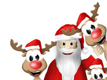 Christmas Santa Claus Stock Photo