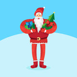 Christmas Santa Claus Stock Images