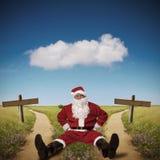 Christmas, santa claus Royalty Free Stock Photos