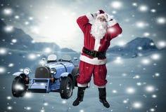 Christmas, santa claus Royalty Free Stock Images