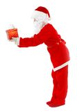 Christmas Santa Clause royalty free stock images