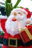 Christmas Santa Clause Display Royalty Free Stock Photography