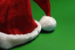 Christmas Santa's Hat Stock Images