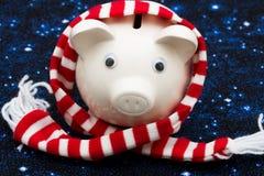 Christmas Savings Stock Image