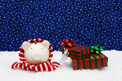 Christmas Savings Royalty Free Stock Images