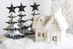 Christmas scene Royalty Free Stock Image