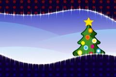 Christmas scene Royalty Free Stock Photo