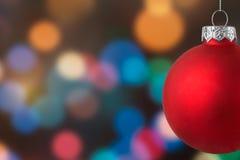 Christmas Scene Background Royalty Free Stock Image