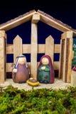 Christmas Scene - Nacimiento. Christmas Scene Nacimiento, navidad natividad royalty free stock images