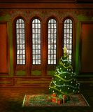 Christmas scenery 5 Royalty Free Stock Photo
