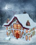 Christmas scenery 6 Royalty Free Stock Photo