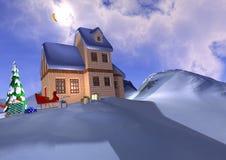 Free Christmas Scenery Stock Photos - 8141443