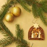 Christmas scenery Stock Photo