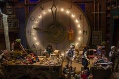 Christmas Scenes Stock Photo