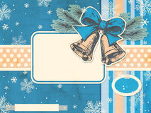 Christmas scrapbook Stock Images