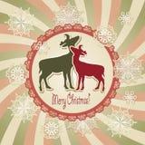 Christmas Scrapbook Greeting Card Stock Photos