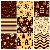 Christmas seamless Stock Photos