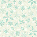 Christmas seamless background Royalty Free Stock Photography