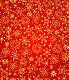 Christmas seamless background Stock Photo