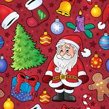 Christmas seamless background 7 Stock Photos