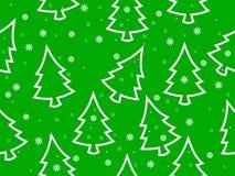 Christmas Seamless Background Royalty Free Stock Image