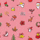 Christmas seamless Royalty Free Stock Image