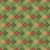 Christmas seamless, endless pattern. Texture for wallpaper, web page background, wrapping paper and etc. Vintage style stock illustration