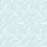 Christmas seamless ice pattern Royalty Free Stock Image