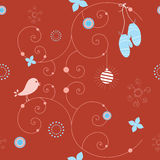 Christmas seamless pattern. Vector seamless patterns for Christmas vector illustration