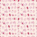 Christmas - seamless pattern Royalty Free Stock Photo