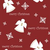 Christmas seamless pattern 2 Stock Images