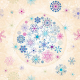 Christmas seamless pattern Royalty Free Stock Photography
