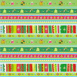Christmas Seamless Pattern. To see similar, please VISIT MY GALLERY Stock Photo