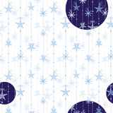 Christmas seamless pattern background Royalty Free Stock Photos