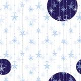 Christmas seamless pattern background Royalty Free Stock Photos