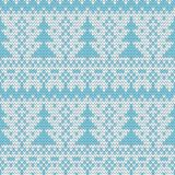 Christmas seamless pattern Royalty Free Stock Photo