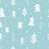 Christmas seamless pattern. Great for wrapping paper Royalty Free Stock Images