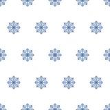 Christmas seamless pattern Royalty Free Stock Image