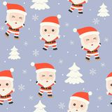 christmas seamless pattern theme, for use as wallpaper or wrapping paper gift vector illustration