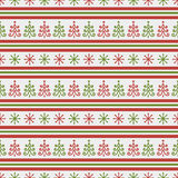 Christmas seamless pattern. Vector background. Royalty Free Stock Photos