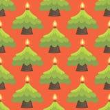 Christmas seamless pattern Royalty Free Stock Photos