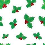 Christmas seamless texture stock photography