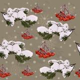 Christmas seamless texture. Royalty Free Stock Photo