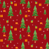 Christmas seamless winter pattern texture background Royalty Free Stock Photography