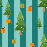 Christmas seamless winter pattern texture background Stock Photos