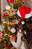 Christmas season makes me happy Royalty Free Stock Photos