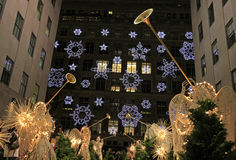Christmas season in New York Royalty Free Stock Images