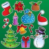 Christmas season theme 1. Vector illustration vector illustration