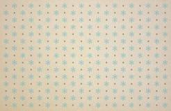 Christmas seasonal winter snowflake pattern for yo Stock Photos
