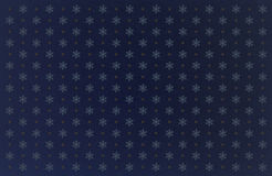 Christmas seasonal winter snowflake pattern for yo Stock Photography